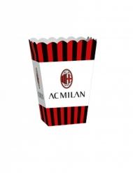 4 Envases de cartón de palomitas AC Milán™