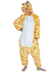 Disfraz traje jirafa adulto