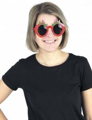 Gafas fresa adulto