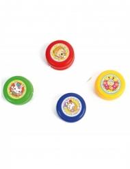 Yoyo plástico 3.5 cm