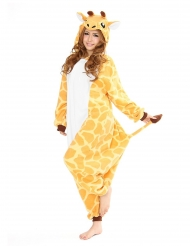 Disfraz Kigurumi™ jirafa adulto