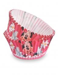 50 Moldes de cupcakes Minnie™ 7 cm