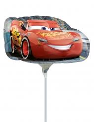 Globo pequeño de aluminio coche Cars™ 33 x 30 cm