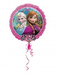 Globo musical Frozen™ 71 cm