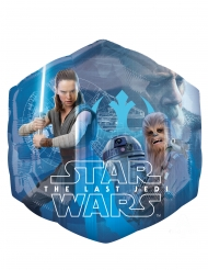 Globo aluminio Star Wars El último Jedi™ 55 x 58 cm