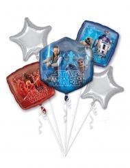 Bouquet de globos aluminio Star Wars: El último Jedi™