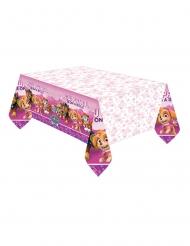 Mantel de plástico rosa Paw Patrol™ 137 x 274 cm