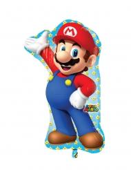 Globo aluminio Super Mario 55 x 83 cm
