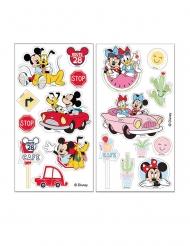 Hojas comestibles para recortar Mickey y Minnie™ 18.7 gr