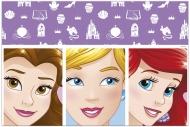 Mantel de plástico Princesas Disney™ Dreaming™ 120 x 180 cm