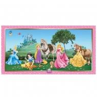 Decoración de pared Disney Princesas™ 150 x 77 cm