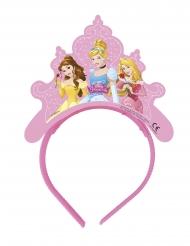 4 Tiaras de cartón Princesas Disney Dreaming™