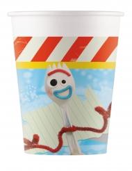 8 Vasos de cartón Toy Story 4™ 200 ml