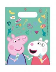 6 Bolsas regalo Peppa Pig™