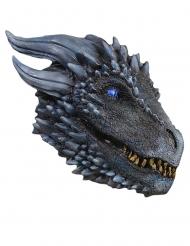 Máscara Juego de Tronos™ Viserion lujo adulto