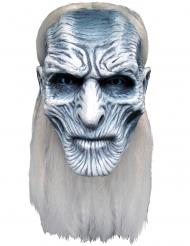 Máscara Juego de Tronos™ caminantes blancos lujo adulto