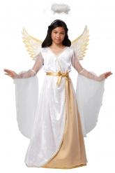Disfraz ángel guardián niña