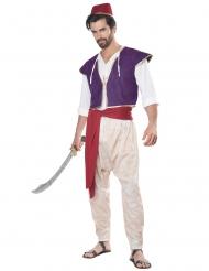 Disfraz príncipe oriental adulto