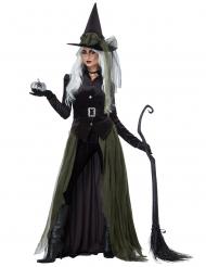 Disfraz bruja gótica adulto