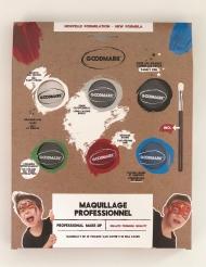 Paleta profesional de maquillaje de agua niño 6 x 4g