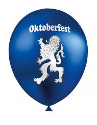 12 Globos de látex Oktoberfest