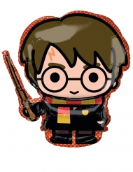 Globo pequeño aluminio Harry Potter™ 25 cm