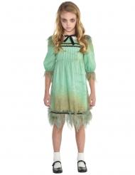 Disfraz gemela de miedo niña