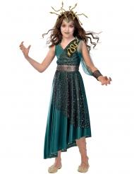 Disfraz joven medusa niña