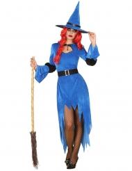 Disfraz de bruja del norte mujer
