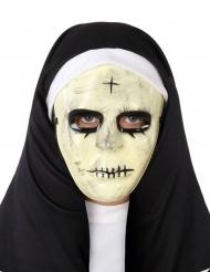 Máscara monja adulto
