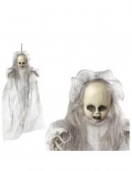 Decoración para colgar muñeco fantasma