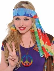 Cinta bandana hippie adulto