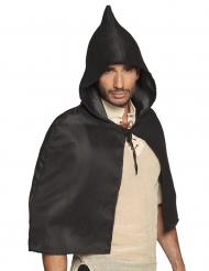 Capa medieval negro adulto