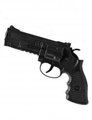 Pistola policía negro 21 cm
