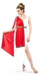 Disfraz diosa romana mujer talla grande