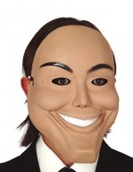 Máscara psicópata sonriente