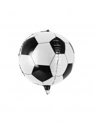Globo aluminio balón de fútbol 40 cm