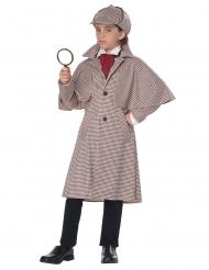 Disfraz detective niño