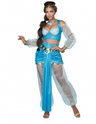 Disfraz princesa oriental mujer
