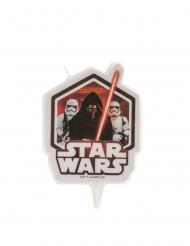 Vela cumpleaños Star Wars™ 8 cm