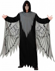 Disfraz fantasma de la muerte adulto