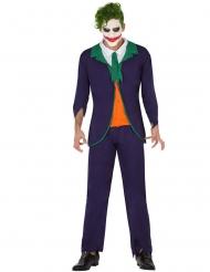 Disfraz arlequín loco hombre