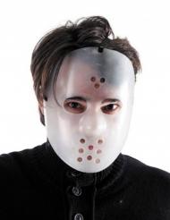 Máscara hockey asesino adulto