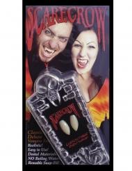 Colmillos de vampiro lujo adulto