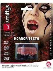Dentadura parásito lujo ultra real adulto