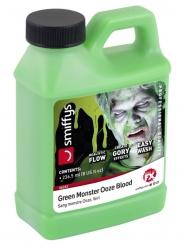 Botella de sangre verde 236,5 ml