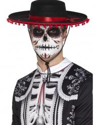 Sombrero Catrín Dia de los muertos