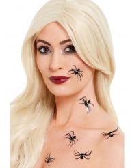 Kit de make up FX 3D arañas adulto