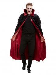 Capa de vampiro lujo terciopelo adulto