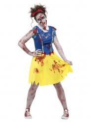 Disfraz zombie de cuentos mujer